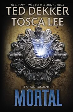 #Mortal from Ted Dekker. Book 2. I haven't read it yet, but book 1 was good.