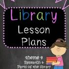 This packet is for Media Specialist/Librarians that teach primary grades k-2 and can be adapted to 3-5.  This packet I use with my media classes th...