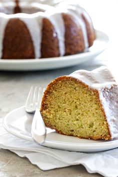 Lemon Zucchini Cake is light, delicious and loaded with bright, lemony flavor. Enjoy it with a cup of tea for breakfast or snacktime – or both!