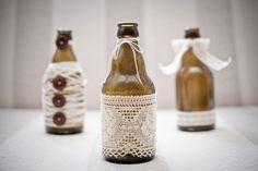 decoration bottle diy
