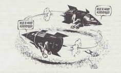 wapenwedloop sovjet-unie Amerika
