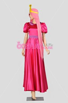 Cosplay Costumes, Tailor made, commission request, premium . Princess Bubblegum Cosplay, Adventure Time Princesses, Bubble Gum, Trick Or Treat, Cosplay Costumes, Aurora Sleeping Beauty, Disney Princess, Halloween, Disney Characters