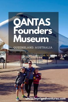 The QANTAS Founders Museum is an iconic attraction in Outback Queensland, Australia. History, simulators, interactive displays, wing walk, jet tours and more. Great fun for plan enthusiasts, history buffs and families. #QANTAS # outback #australia #queensland #longreach Moving To Australia, Australia Travel, Canada Travel, Asia Travel, Coast Australia, Queensland Australia, New Zealand Travel, Travel Guides, Travel Tips