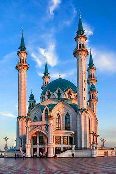 Qol Sharif Mosque ,Kazan Russia.