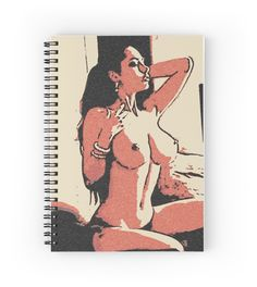 #Perfect #body #angel, dark haired girl posing #naked by sexyjustsexy Also buy this artwork on stationery, apparel, stickers, and more. #sexy #girl #nude #erotic #kinky #naughty #dirty #notebooks #sketchbook #redbubble