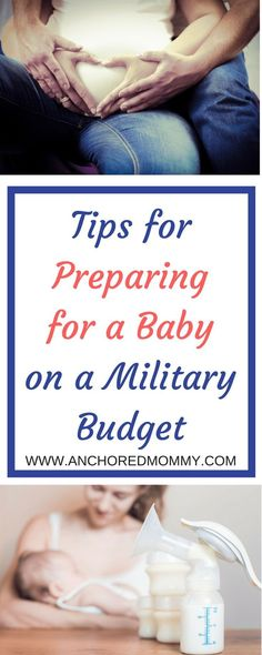 Tips for Preparing for a Baby on a Military Budget Pregnancy pregnancy insurance Mom Advice, Parenting Advice, Kids And Parenting, Pregnancy Humor, Pregnancy Tips, Military Benefits, Military Spouse, Military Pregnancy, Military Brat