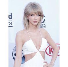 Taylor swift bob cut