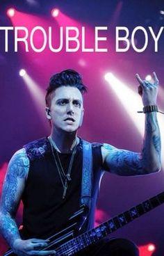 Trouble Boy (Synyster Gates y tu) [ADAPTADA] (en Wattpad) http://w.tt/1NXrqkT #Fanfic #amwriting #wattpad