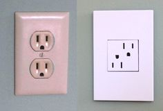 Decorating: A Small Change with a BIG impact!!  Out with the old, and in with the new!!! I LOVE LeGrand's new switches and plates!!   Check them out at http://www.legrand.us/