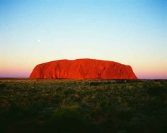 Watch the sun set over Uluru. | 15 Things You Can Do In Australia That You Can't Do Anywhere Else