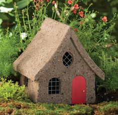 Fairy Cottage | Garden Accents and Statuary,Garden Accents | Charleston Gardens® - Home and Garden Collection Classic outdoor and garden furnishings, urns & planters and garden-related gifts
