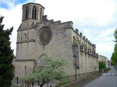 La cathédrale Saint-Michel de Carcassonne, ancienne église paroissiale située dans un faubourg de la cité de Carcassonne, la bastide Saint-Louis, est un édifice de style Gothique méridional.