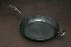 """Blu Skillet Ironware 13"""" fry pan"""