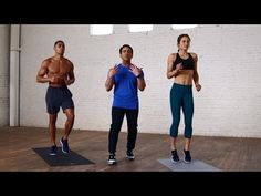 The Six Minute HIIT and Abs Workout - YouTube