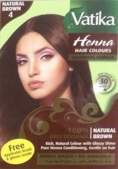 Natural Safe Hair Color - Best Natural Hair Color Products Check ...