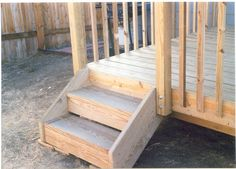 Best 6 Step Pressure Treated Pine Stair Stringer 106072 The 400 x 300