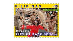 COLLECTORZPEDIA City of Bago Bago, Philippines, Stamps, City, Seals, Cities, Postage Stamps, Stamp
