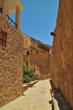 Saint Catherine's Monastery - Sinai, Egypt