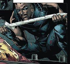 Wordsword screenshots, images and pictures - Comic Vine Blade Marvel, Marvel Dc, Marvel Comics, Eric Brooks, Blade Movie, Midnight Son, Day Walker, Vampire Hunter, Flesh And Blood