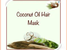 This Hair Mask helps to soften and strengthen hair and controls dandruff and good for stopping premature grey hairs. Premature Grey Hair, Strengthen Hair, Coconut Oil Hair Mask, Healthy Hair Tips, Aloe Vera Gel, Dandruff, Hair Oil, Hair Hacks, Hair Care