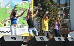 Recepción 2013 alumnos de la UM de Temuco