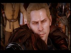 Cullen Will Make a Man Out of You - Dragon Age: Inquisition Parody    If you play dragon age and like disney (but mostly dragon age and Mulan specifically) and haven't seen this video...you're very welcome.