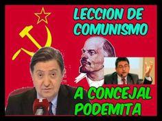 JIMÉNEZ LOSANTOS destroza a concejal analfaberto PODEMITA con una lecció...