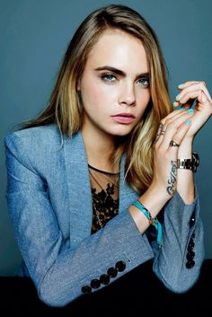 "worlddelevingne: ""cara blog """