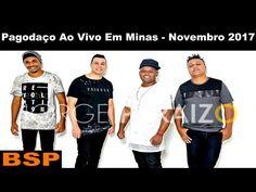 Pagodaço Ao Vivo Em Minas Gerais - Novembro 2017 BSP