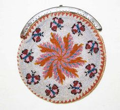 Object Name  Purse  Date  19th century