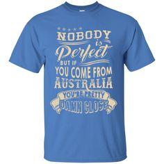 I Am From Australia