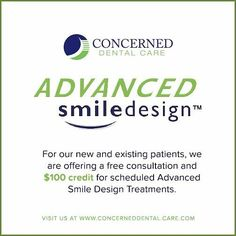 Contact us today about our special offer for our #AdvancedSmileDesign treatment! #nycdentists #dentalcare #smile #livehappy #behappy #confidence #concerneddentalcare