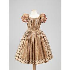 The Way We Wore Children's Clothing Victorian Crinoline (1835-1870)