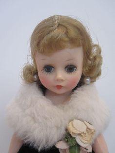 Madame Alexander Blonde Cissette #973 - 1957 from margriet on Ruby Lane