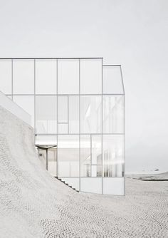 Steven Holl Architects CITE DE L'OCEAN ET DU SURF Biarritz, France, 2005-2011