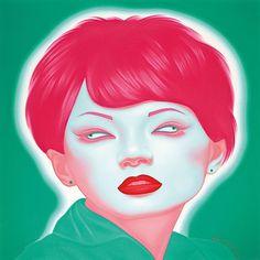 asian pop art - Google Search
