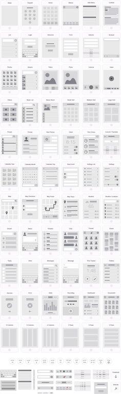 UX Kit: