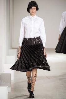 JOSEGOMEZBLOG: JUNYA WATANABE...la dimensionalidad de la ropa.