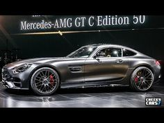 2018 Mercedes-AMG GT C - 2017 NAIAS Detroit - YouTube