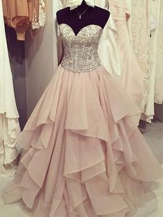Strapless Pink Ball Gowns Prom Dresses,Lace Up Prom Gowns,Quinceanera Dresses,Princess Prom Dresses For Teens,Evening Dresses Princess Prom Dresses, Strapless Prom Dresses, Prom Dresses For Teens, Ball Gowns Prom, Cheap Prom Dresses, Prom Party Dresses, Quinceanera Dresses, Evening Dresses, Grad Dresses