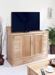 hampshire oak hideaway lifter widescreen television cabinet oak tv cabinet tv cabinets