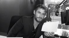 Chris Hemsworth gives Rihannas Work the epic reading it deserves Great Job Internet!: Chris Hemsworth gives Rihannas Work the epic reading it deserves        With a slate of upcoming films that includes     Ghostbusters     The Huntsman: Winters War   and   Thor: Ragnarok   Australian Adonis Chris Hemsworth certainly has a lot of work in front of him in the next year or so. Should he require any extra motivation during the tedious press junkets for these movies he can always find it in pop…