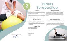 Método Pilates. Mucho más qué una gimnasia, mucho más que ejercicios.