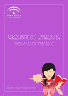 Libro fichas profesor Creatividad Literaria