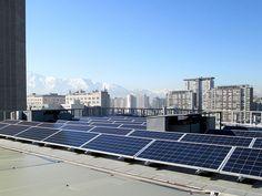 Instalación Ministerio de Energía, TRITEC-Intervento