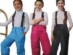 #Kinder #Mädchen #SKIHOSE #Schneehose #Wintersport #Skianzug #Winter #Hose…