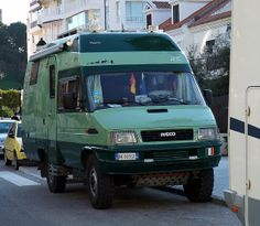 Iveco daily from 4x4camper.net | Camping | Pinterest