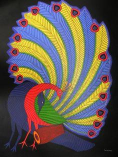 Gond Art - Bhajju Shyam