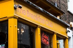 The Breakfast Club, Londres, Royaume-Uni, août 2014