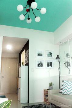 40 Condominium Interior Designs Studio or converted 1 bedroom units are now be ing my favorite Condo Interior Design, Bedroom Interior, Bedroom Design, Interior Design Bedroom, Interior Design Studio, Condominium Interior Design, Small Condo Decorating, Condo Interior Design Small, Condo Furniture